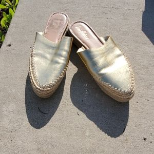 Gold Mule By Sam Edelman